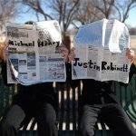 Michael Henry and Justin Robinett - Hallelujah